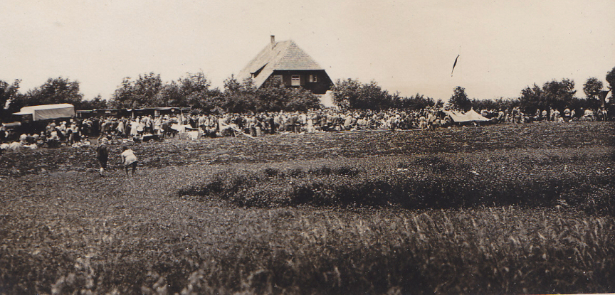 Abb.10: Einweihungsfest der Immenreute, 17.07.1927